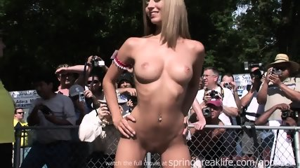 Nudist Camp Open Party - scene 6