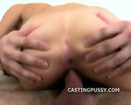 Fame Seeking Teen Has Casting Couch Sex - scene 5