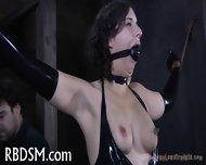 Tortured In Upside Down Position - scene 3