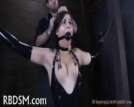 Tortured In Upside Down Position - scene 7