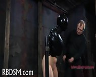 Demeaning A Chained Beauty - scene 2