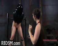 Demeaning A Chained Beauty - scene 6