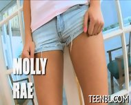 Crumbling To Babes Lusty Fellatio - scene 1