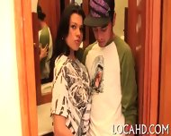 Chick Sweats From Rough Banging - scene 5