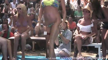 Wet Bikini Contest - scene 2
