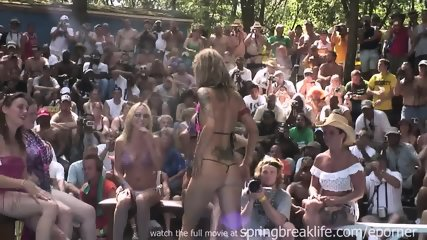 Wet Bikini Contest - scene 4