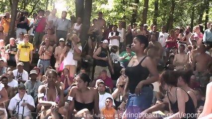 Wet Bikini Contest - scene 7