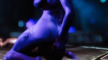 Ebony SSBBW with monster tits got bbc