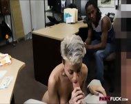 Black Boyfriend Pawns Her Gfs Twat At The Pawnshop - scene 9