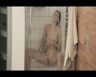 Reaching Orgasm In The Glamorous Shower - scene 8