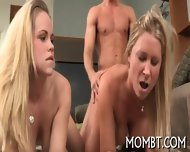 Intense And Untamed Threesome - scene 12