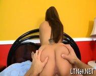 Delighting A Lusty Schlong - scene 8
