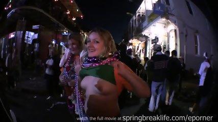 Bourbon Street Party - scene 9