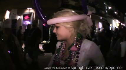 Bourbon Street Party - scene 6
