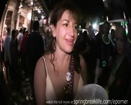 Flashing At Mardi Gras - scene 1