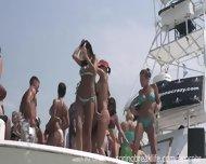 Wild Miami Boat Bash - scene 9