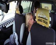 Slutty Passenger Banged In Taxi - scene 8
