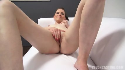 Blonde Hanka Likes Taste Of Dick - scene 7