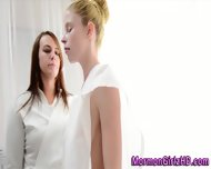 Blonde Mormon Teen Poked - scene 3