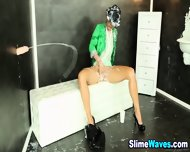 Glam Euro Hottie Gets Wam - scene 3