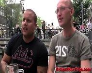 Cock Gobbling Euro Hooker - scene 2
