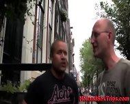 Cock Gobbling Euro Hooker - scene 3