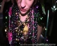 Mardi Gras Girls Flashing - scene 2