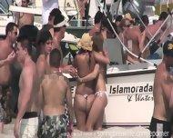 Latina Boat Bash - scene 10