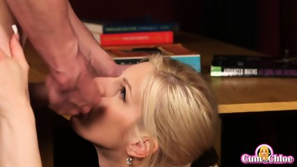 Sperm Load On Her Sexy Face - scene 10