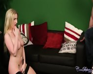 Oral Fantasies With Horny Blonde - scene 6
