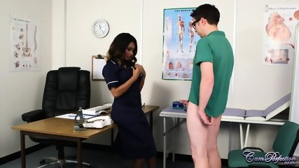 Doctor Diagnoses Hyperspermia - scene 3