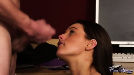 Cum Surprise For Lovely Teen - scene 9