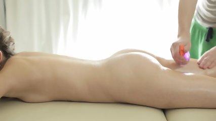 Young Lady Needs Massage - scene 2