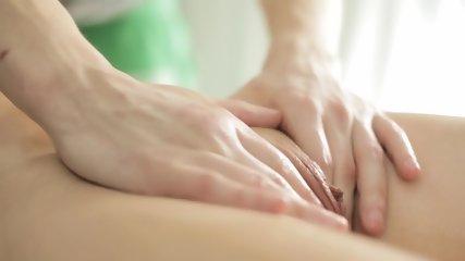 Young Lady Needs Massage - scene 7