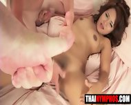Lek Has Her Thai Pussy Fingered And Fucked - scene 7