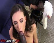 Cuckolding Babe Fucked - scene 1