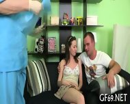 Chaste Pussy Getting Drilled - scene 12