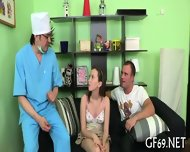 Chaste Pussy Getting Drilled - scene 5
