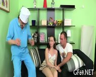 Chaste Pussy Getting Drilled - scene 6