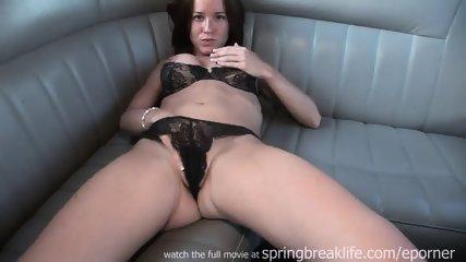 Flashing And Masturbating - scene 9