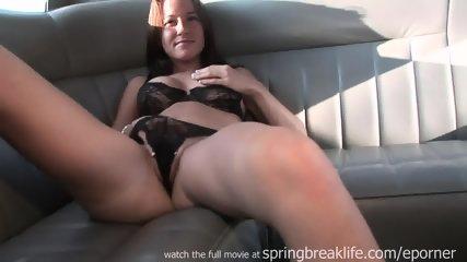 Flashing And Masturbating - scene 6