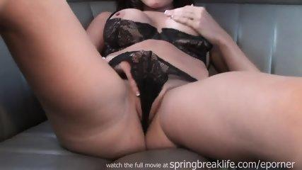 Flashing And Masturbating - scene 7