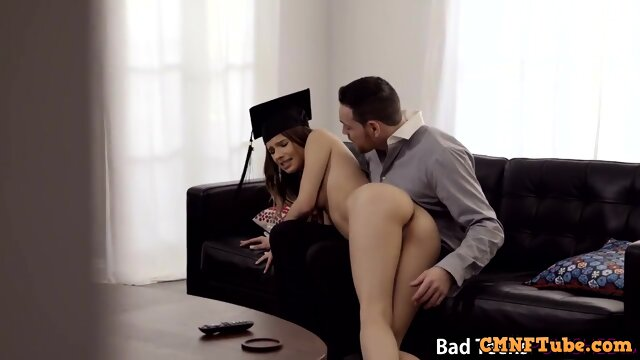 Cute Teen Jillian Janson Punish Fucked For Graduation Prank S5:E6