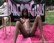 Hot Ebony Chick - scene 4