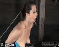 Harsh Whipping For Sweet Beauty - scene 1
