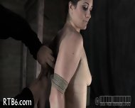 Harsh Whipping For Sweet Beauty - scene 9