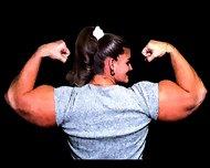 Female Bodybuilding Fbb Bodybuilder Bbw Femdom - scene 8