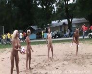 Naked Beach Volleyball - scene 3