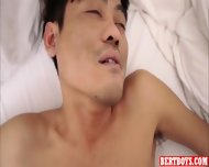 Eddy Swallows And Takes My Big White Cock In All Of His Holes - scene 7