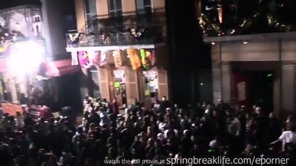 Mardi Gras Party - scene 4